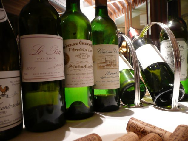 That £4,500 bottle of Bordeaux served by mistake | Gavin Quinney